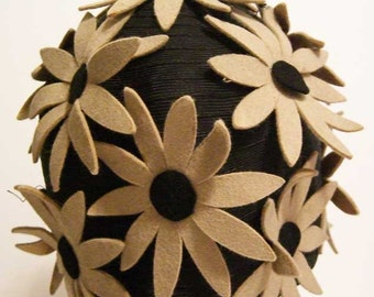 Vintage Flapper Floral Womens Cloche Hat