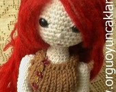Amigurumi Fall Doll Pattern