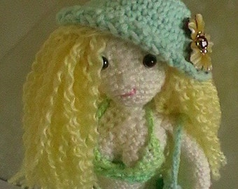 Amigurumi Doll Pattern