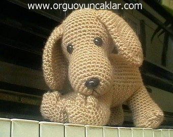Amigurumi Dog Pattern
