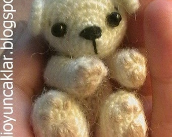 Crochet Miniature Bear