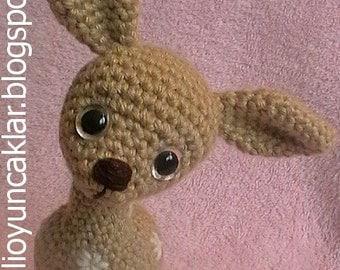 Crocheted Cotton Bambi