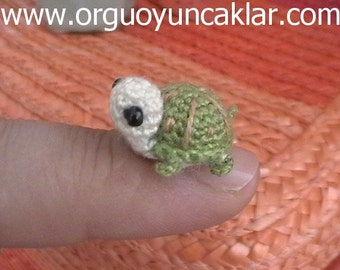 Crochet Turtle Pattern On Etsy A Global Handmade And