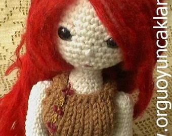 Amigurumi Fall Doll Pattern