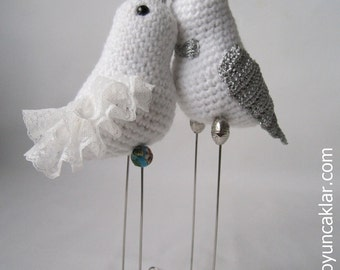 Amigurumi Wedding Birds Pattern