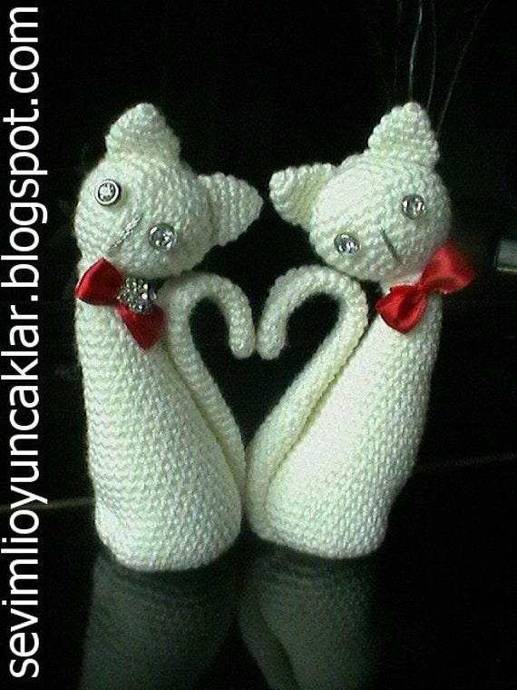 Amigurumi Valentine Cats Pattern