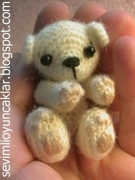 Crochet Miniature Bear
