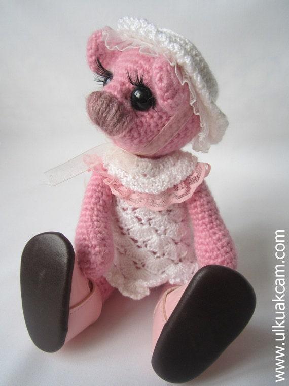 Jointed Mohair Teddy Bear