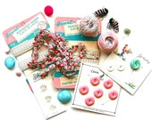 Screaming Cute - Vintage Bundle of Sweet Supplies