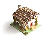 Home Sweet Home - Vintage Miniature House
