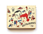 Rockabilly High - Vintage 1950s Autograph Book