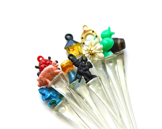 Sweet Sticks - Vintage Swizzle Sticks