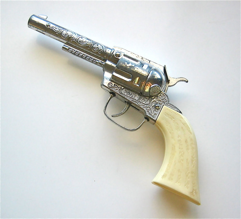 Time For Caps Vintage Pony Boy Cap Gun
