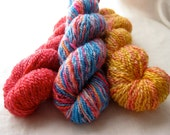 Handpainted Mini Skein Set: Golden Dawn