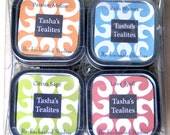 Assorted Travel tin Tealights