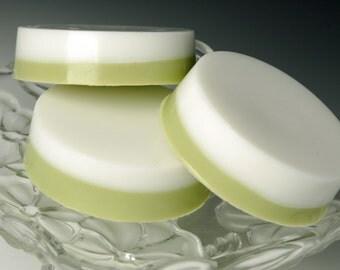 Coconut Lemongrass Soap- Handmade Soap