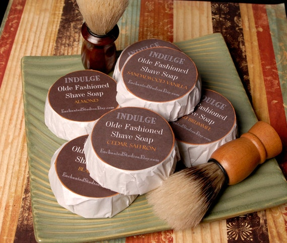 Mens Shave Soap Deals ...Pick Three