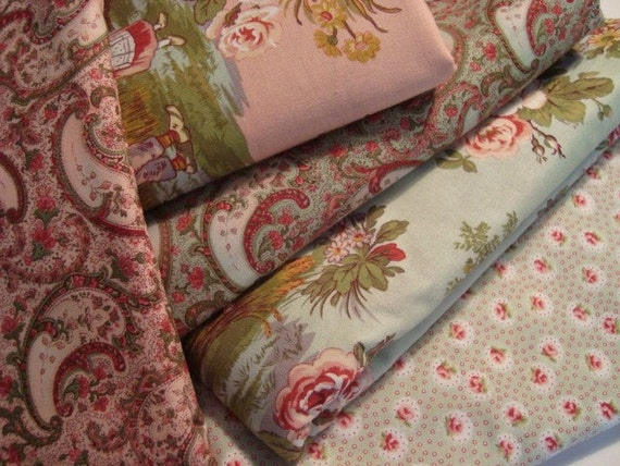 Robyn Pandolph fabric collection FQ set