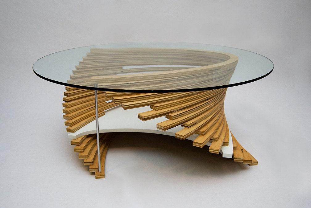Dundee Twist Coffee Table By GalahadFurniture On Etsy