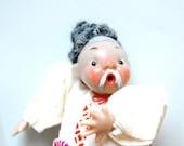 Vintage traditional Ukrainian doll from Soviet Union