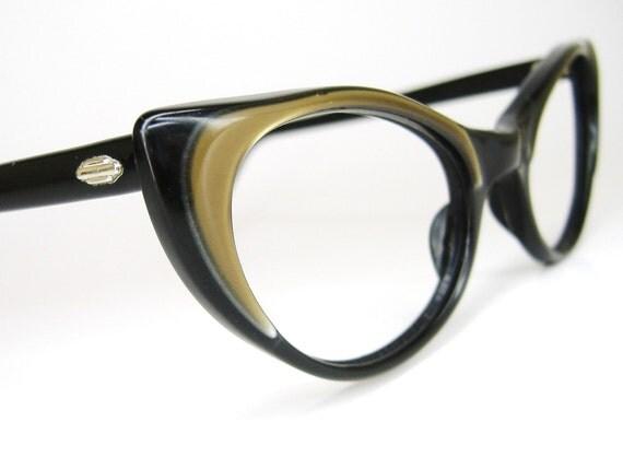 Vtg 1950s Eyeglasses Sunglasses  Cat eye Glasses  Eyewear