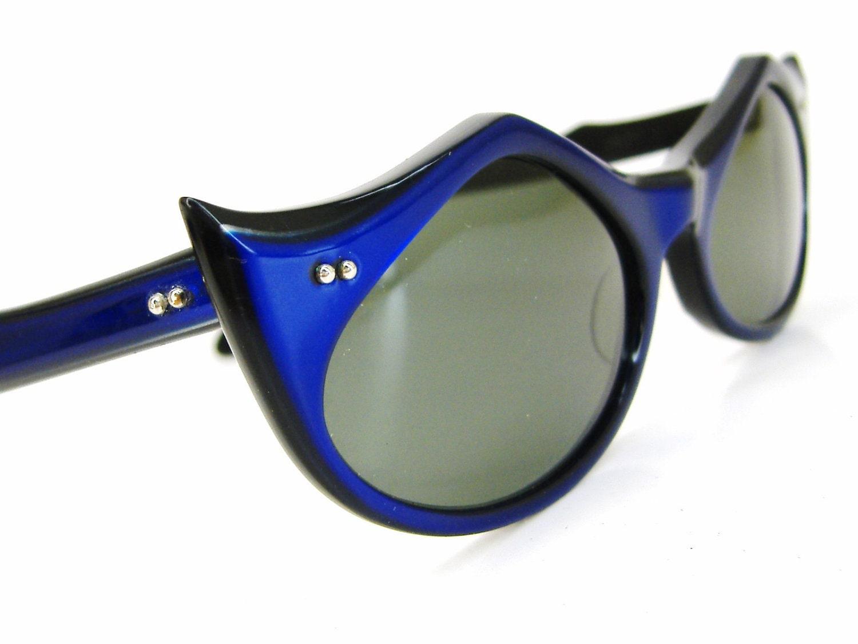 vintage ray ban cat eye sunglasses eye wear frames bl griffin. Black Bedroom Furniture Sets. Home Design Ideas