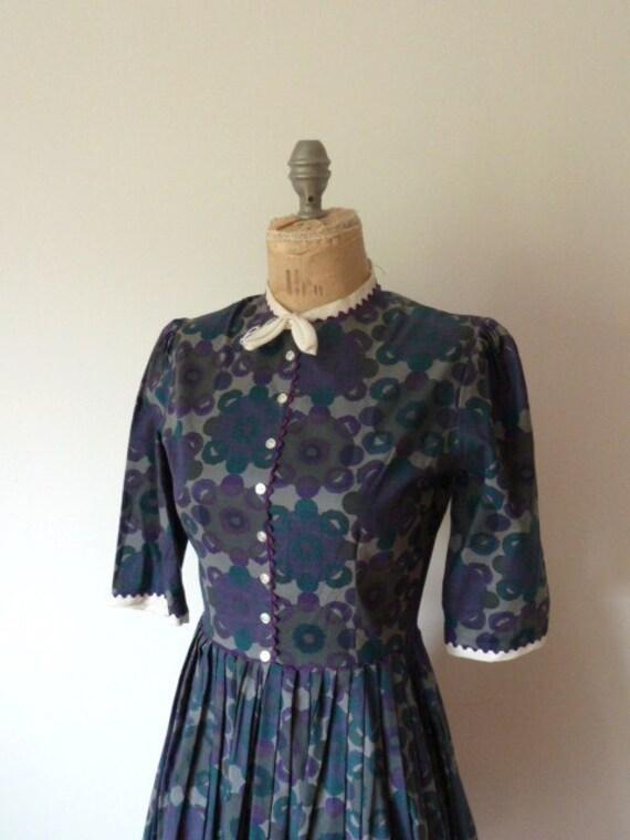 1950s  TEACHERS PET  dress