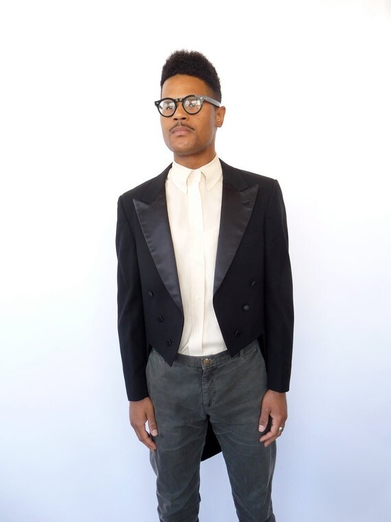 Christian Dior Monsieur Tuxedo Jacket with Tails