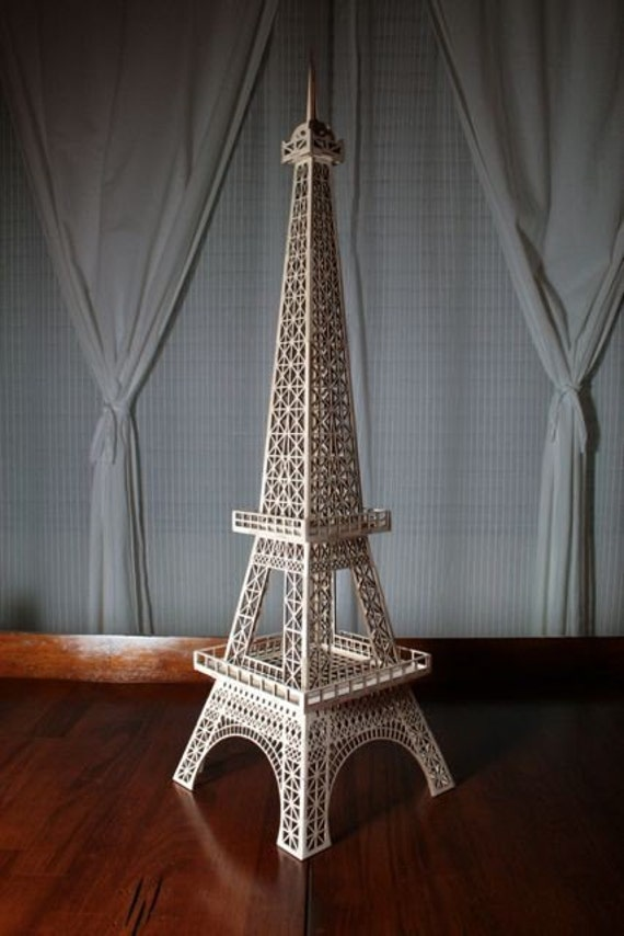 Wood Eiffel Tower Baltic Birch