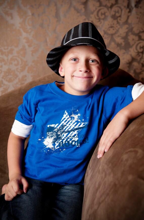 Adoption Rocks Tee Shirt, Size 5/6 in Royal Blue, Adoption Gifts, Adoption T-Shirts, Birth Mother Gifts