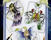 Fairy Coloring Book 2 by Amy Brown
