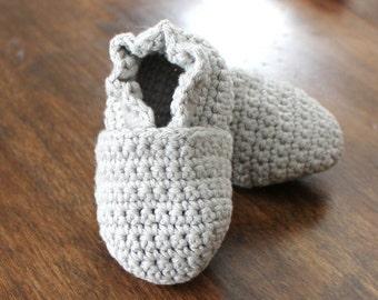 CROCHET PATTERN - Original Stay On Crochet Baby Booty 4 Sizes Photo Tutorial