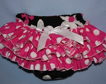 Sassy Fancy Ruffle Panty, Ruffle Pants, Ruffle Bloomers, Fancy Pants, Handmade Sassy Britches