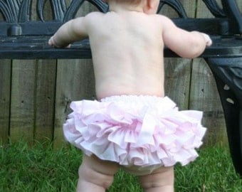 Diaper cover sassy Fancy Ruffle Panty, Ruffle Pants, Ruffle Bloomers, Fancy Pants, Handmade Sassy Britches Photo Prop