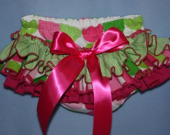 Disco dot Sassy Ruffle Bloomers Sassy Fancy Ruffle Panty Sassy Ruffle Pants Ruffle Bloomers, Fancy Pants