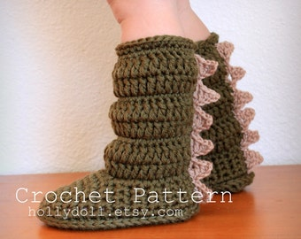 Crochet pattern- toddler cozies- cozy boots for boys and girls- US toddler sizes 4-9