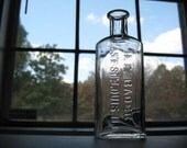 H F BADER EAST ST LOUIS ILL Antique Bottle