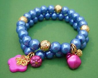 Bazaar Trinket Bracelet Duo