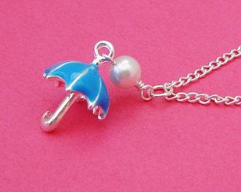 Umbrella Necklace