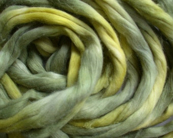 Cotton roving for spinning - Leaf, 1 oz