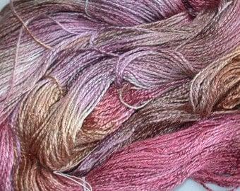 Silk Bamboo yarn - Sandstone