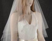 Wedding veil - custom order for Julie