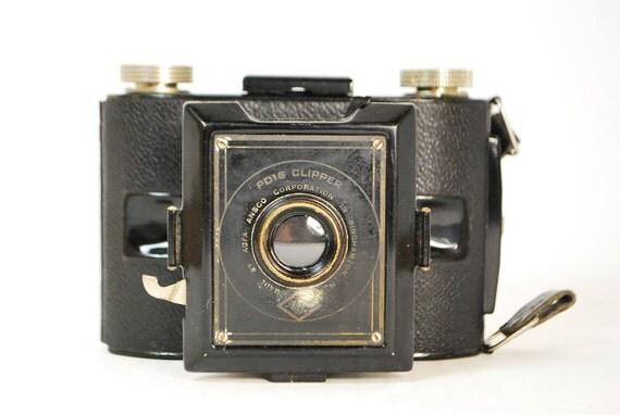 Vintage Agfa Ansco PD16 Clipper Camera
