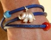 Elephant Wrapture Bracelet