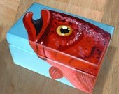 Red Fish Box (reserved for Josephine)