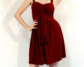 CHRISTMAS SALE-The Little Red Dress