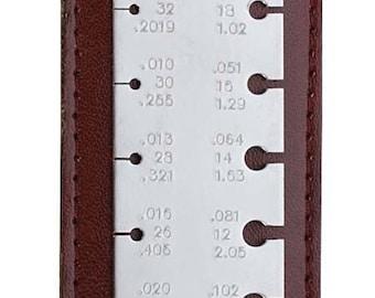 Pocket Wire Gauge