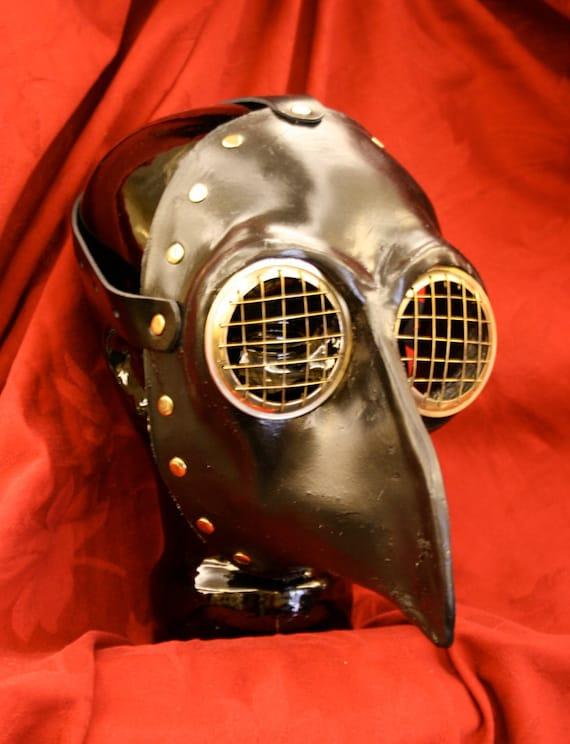 Corvus Plague Masque