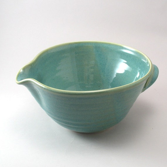 Mixing Bowl, Pottery Bowl, Ceramic Mixing Bowl