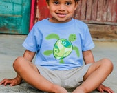 Boy's Sea Turtle Toddler T-Shirt